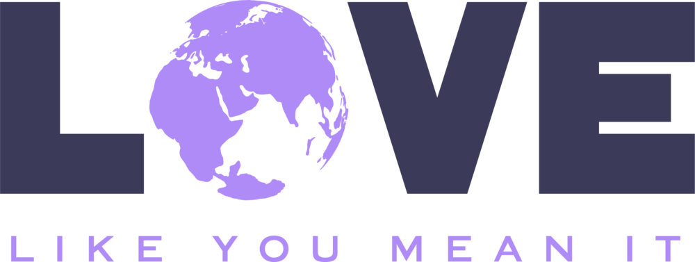 logo for Love Like You Mean It International