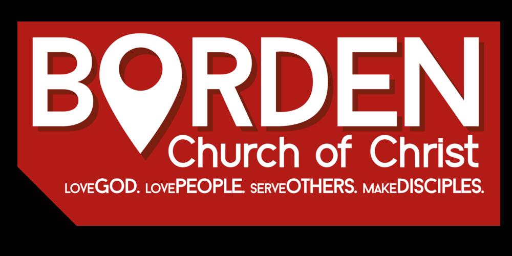 logo for Borden Church of Christ