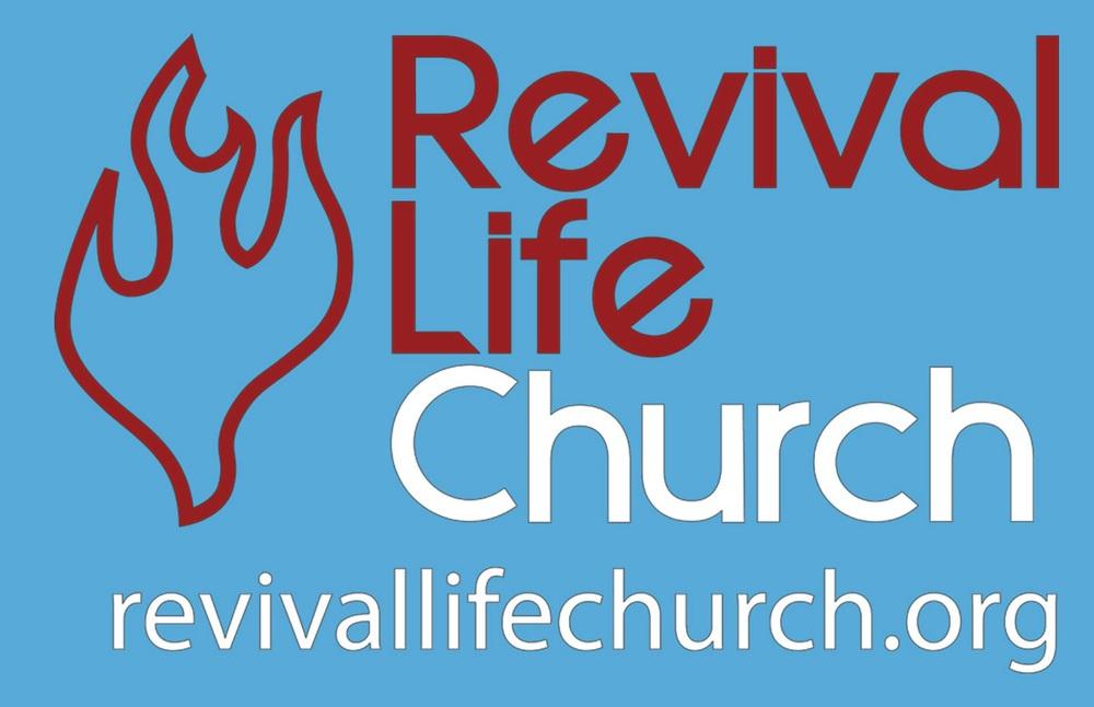 logo for Revival Life Church