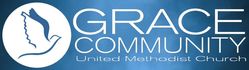 logo for Grace Community United Methodist Church