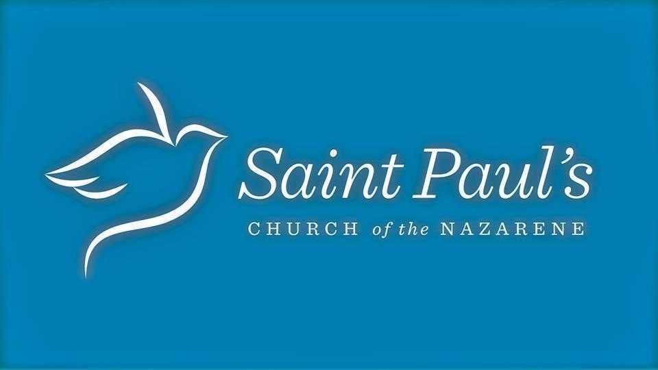 logo for St Paul's Church of the Nazarene