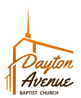 logo for Dayton Avenue Baptist Church