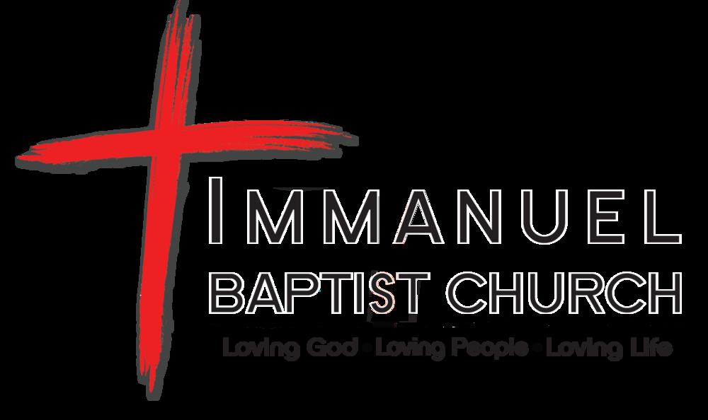 logo for Immanuel Baptist Church