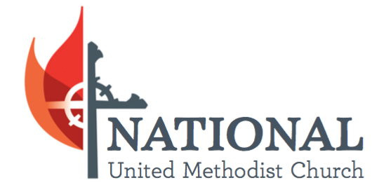 logo for National United Methodist Church
