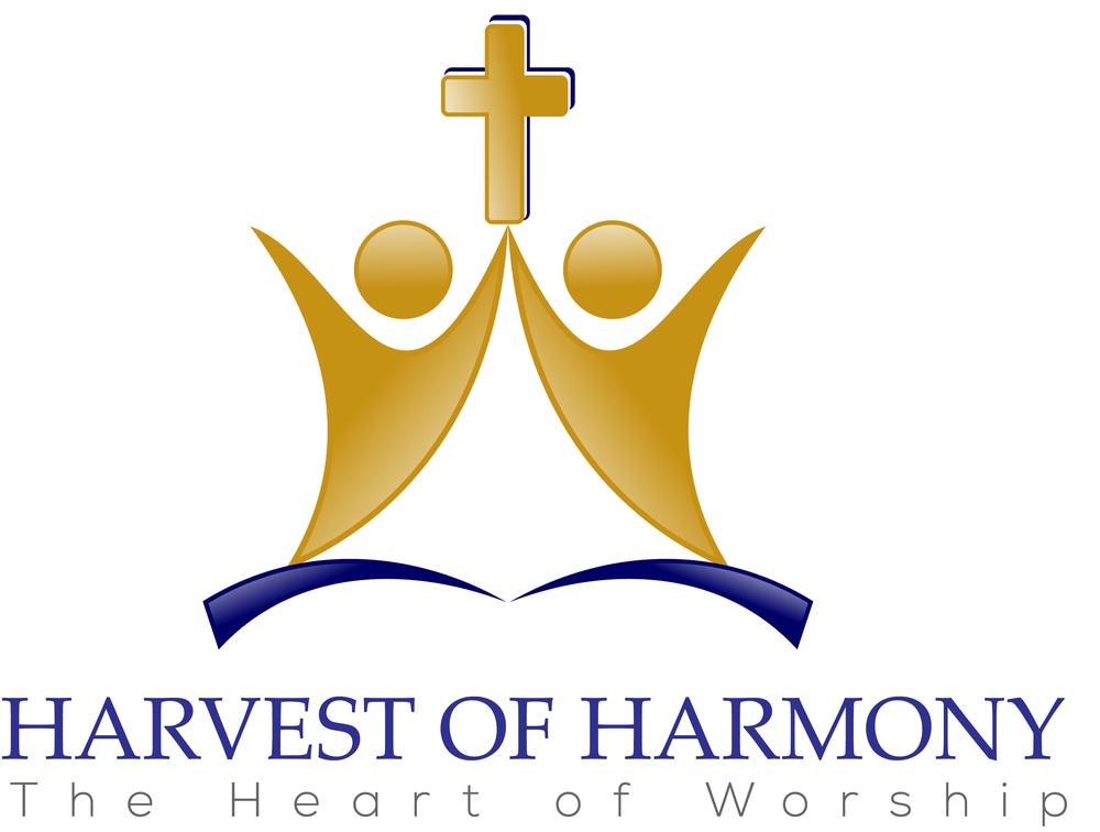logo for Harvest of Harmony International Church