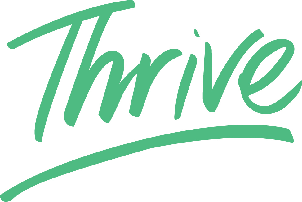 logo for Thrive Church