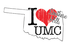 logo for Southern Hills United Methodist Church