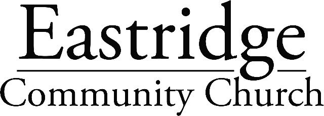 logo for Eastridge Community Church