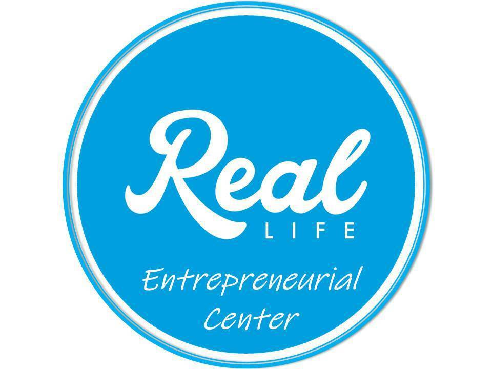 logo for Real Life RVA