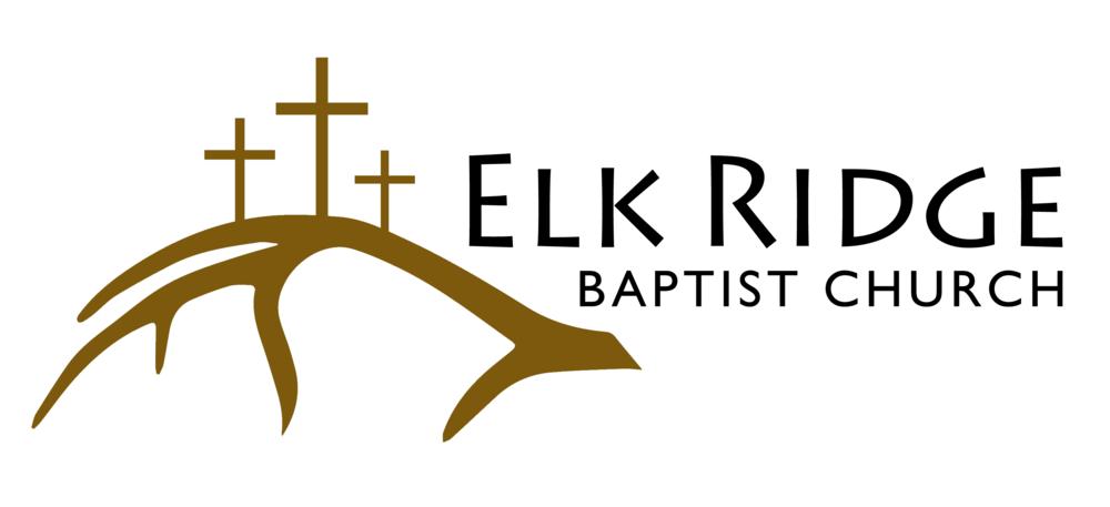 logo for Elk Ridge Baptist Church