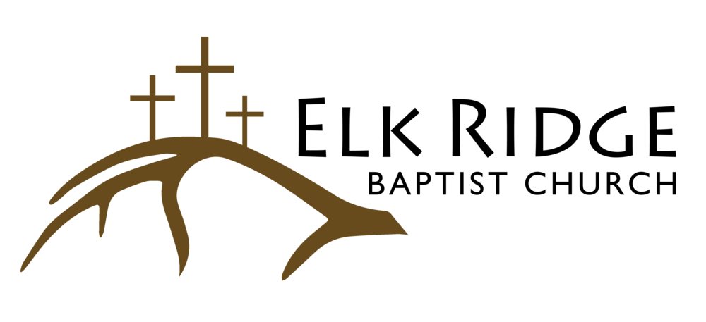 logo for Elk Ridge Baptist Church