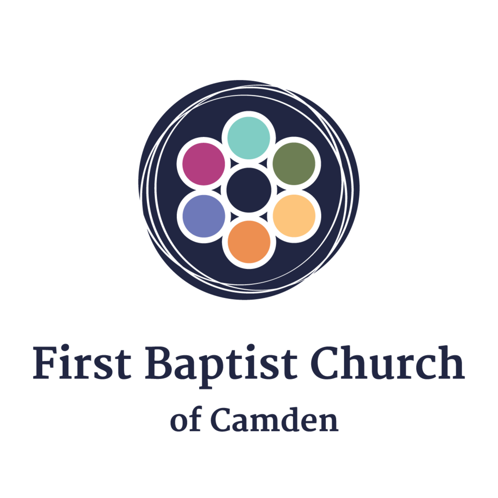 logo for First Baptist Church, Camden, Arkansas