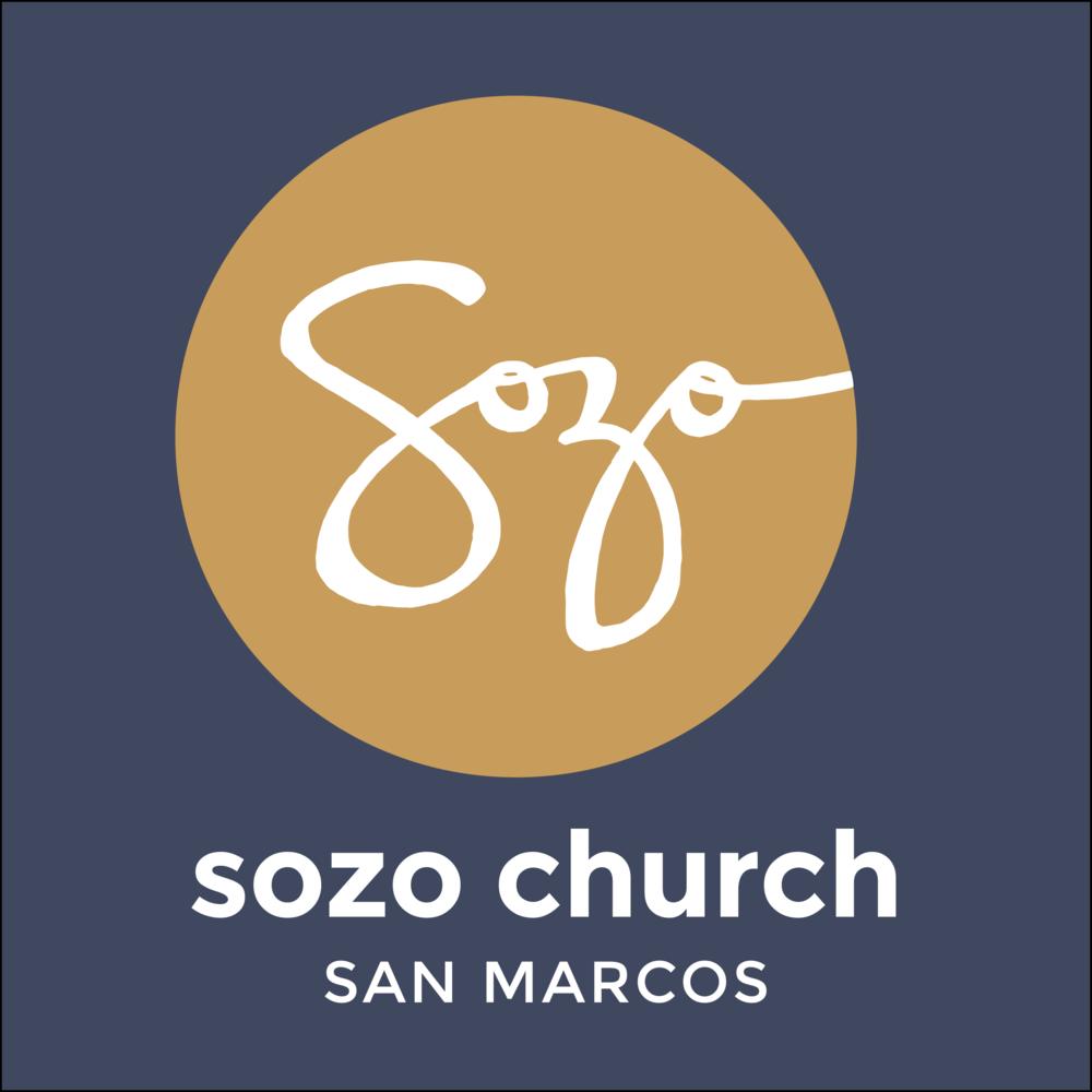 logo for Sozo Church San Marcos