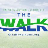 logo for THE WALK [FaithWalk]