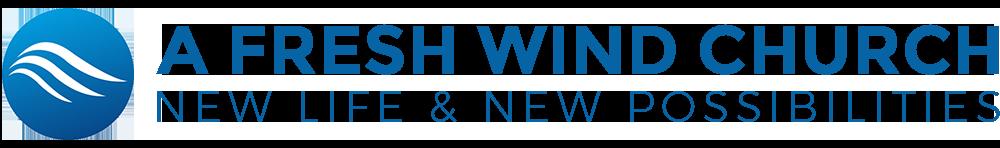 logo for A Fresh Wind Church