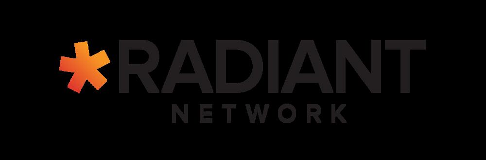 logo for Radiant Network