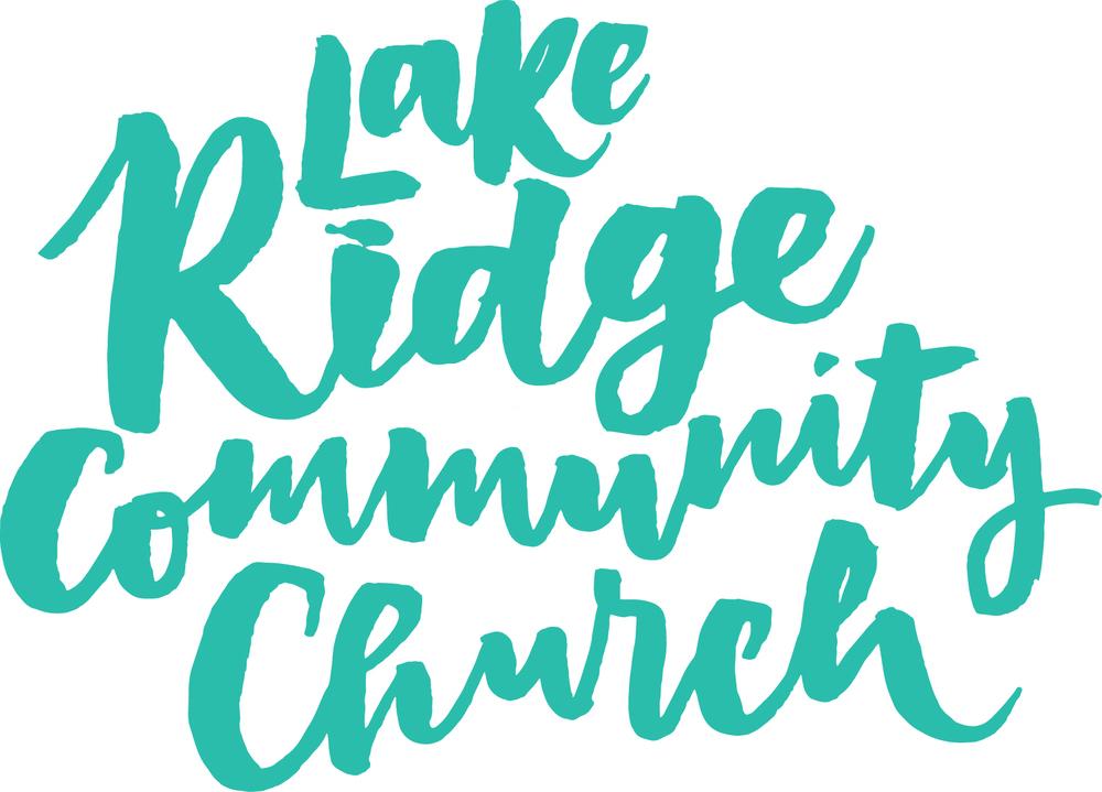 logo for Lake Ridge Community Church