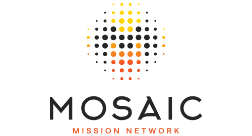 logo for Mosaic Mission Network
