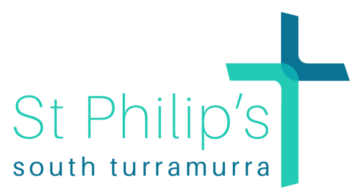 logo for St Philips South Turramurra