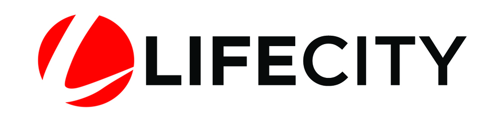 logo for Life City Church