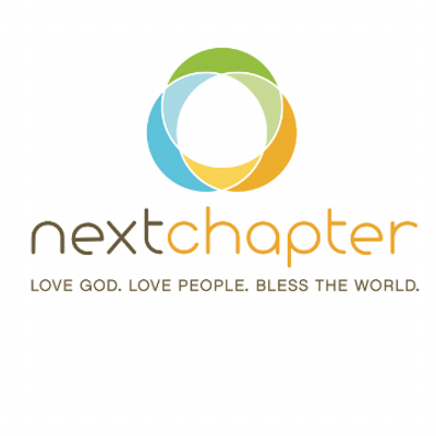 logo for The Next Chapter Church