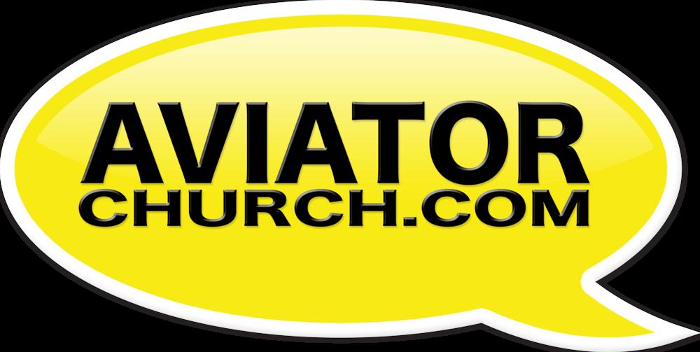 logo for Aviator Church