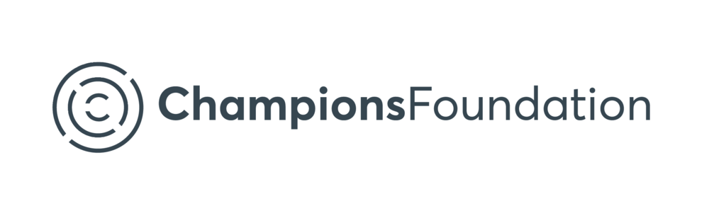 logo for Champions Foundation