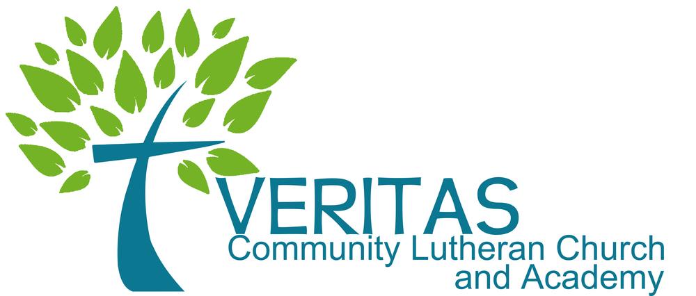 logo for Veritas Community Lutheran Church