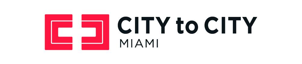 logo for City to City Miami
