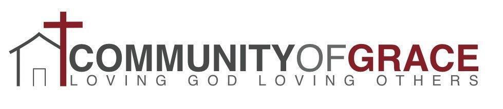 logo for Community of Grace Church