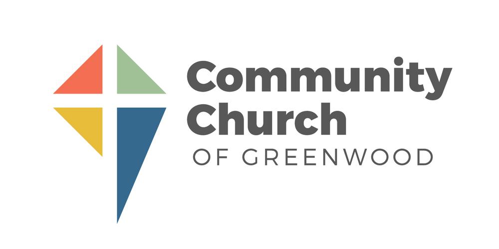logo for Community Church of Greenwood