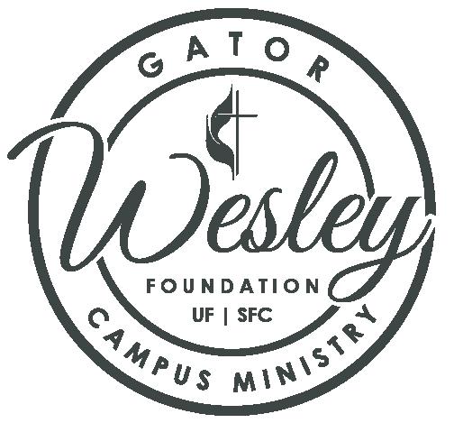 logo for Gator Wesley Foundation