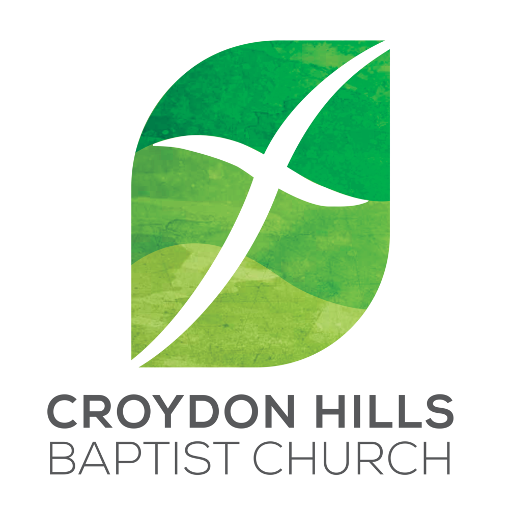 logo for Croydon Hills Baptist Church