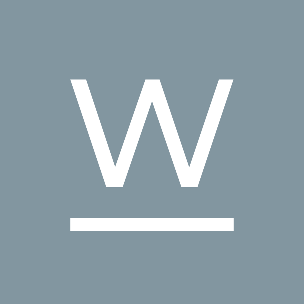 logo for The W Church