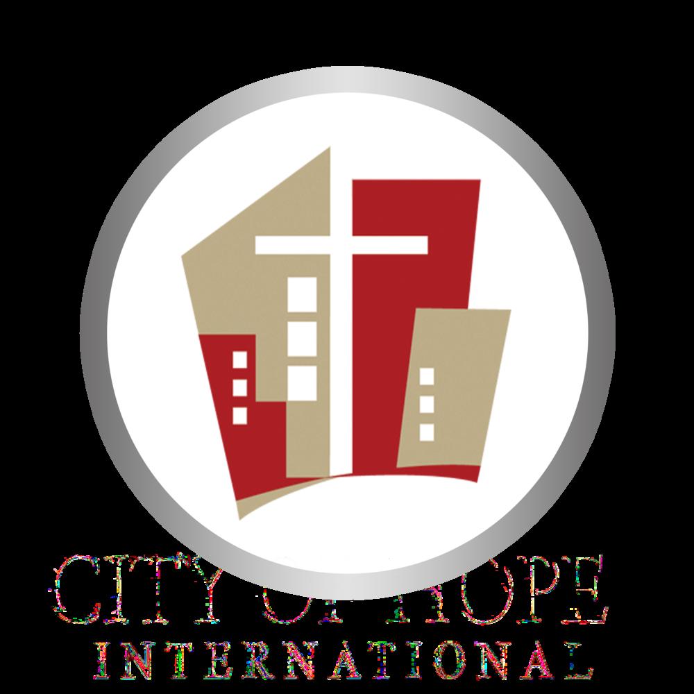 logo for City of Hope International Church