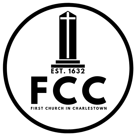 logo for First Church in Charlestown