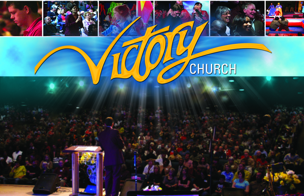 logo for The Victory Church