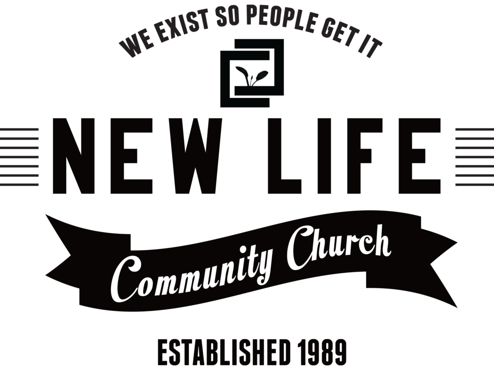 logo for New Life Community Church