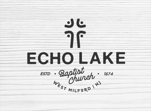 logo for Echo Lake Baptist Church