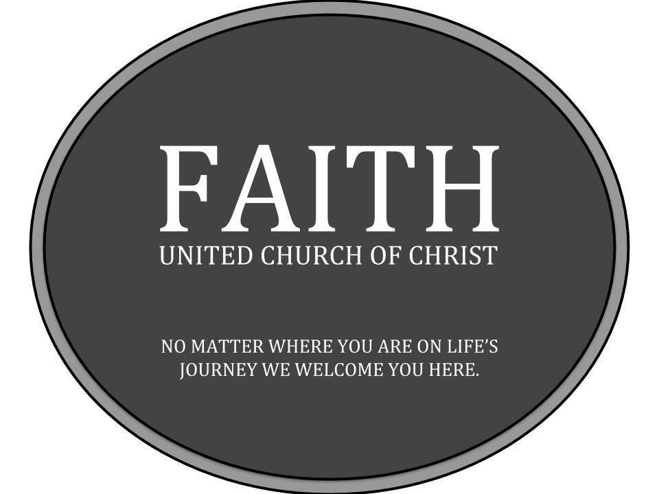 logo for Faith United Church of Christ