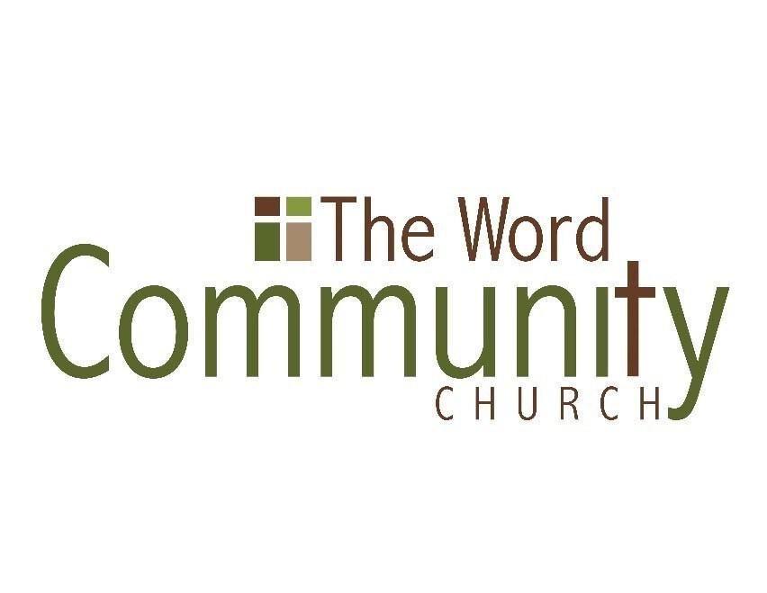 logo for The Word Community Church