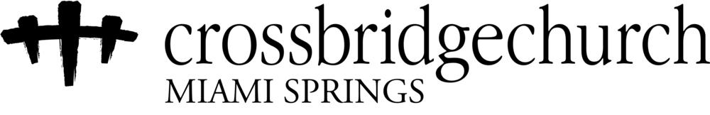 logo for Crossbridge Church Miami Springs