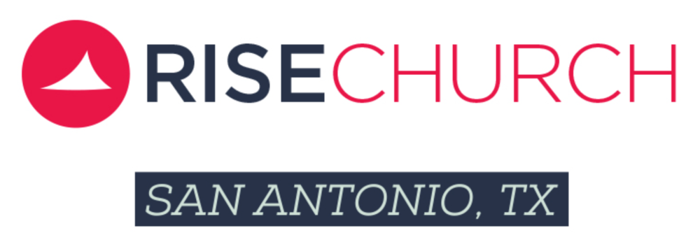 logo for Rise Church