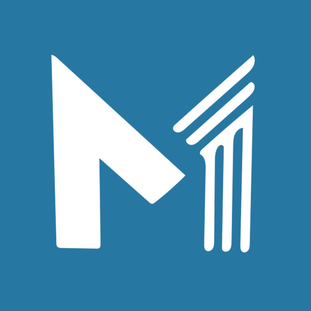 logo for M1 Church