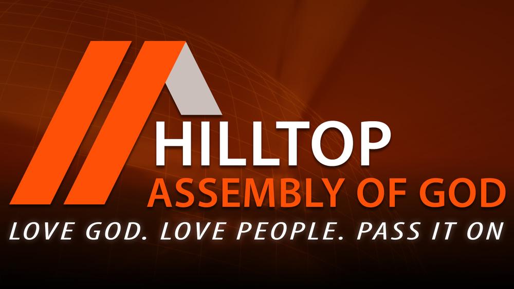 logo for Hilltop Assembly of God