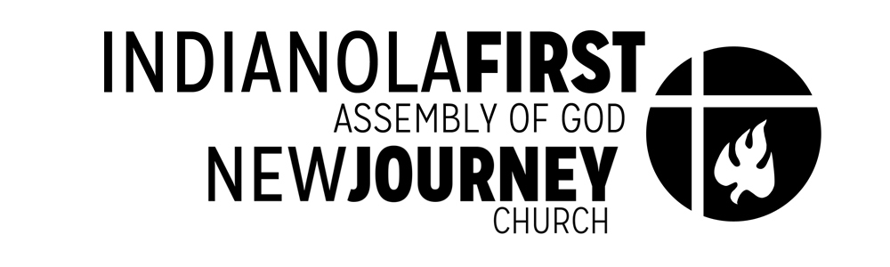 logo for Indianola First Assembly of God Church
