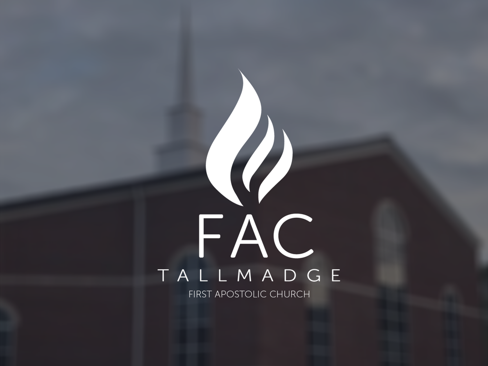 logo for First Apostolic Church Of Tallmadge
