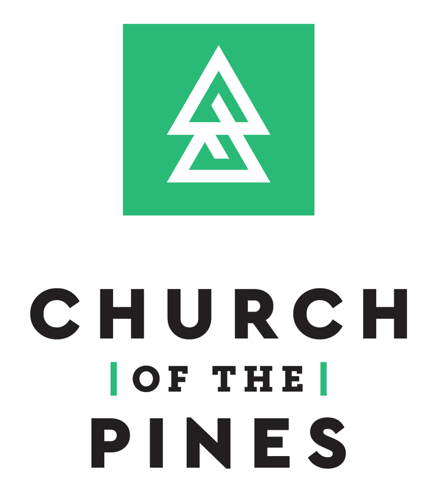 logo for Church of the Pines