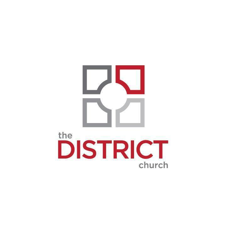 logo for The District Church