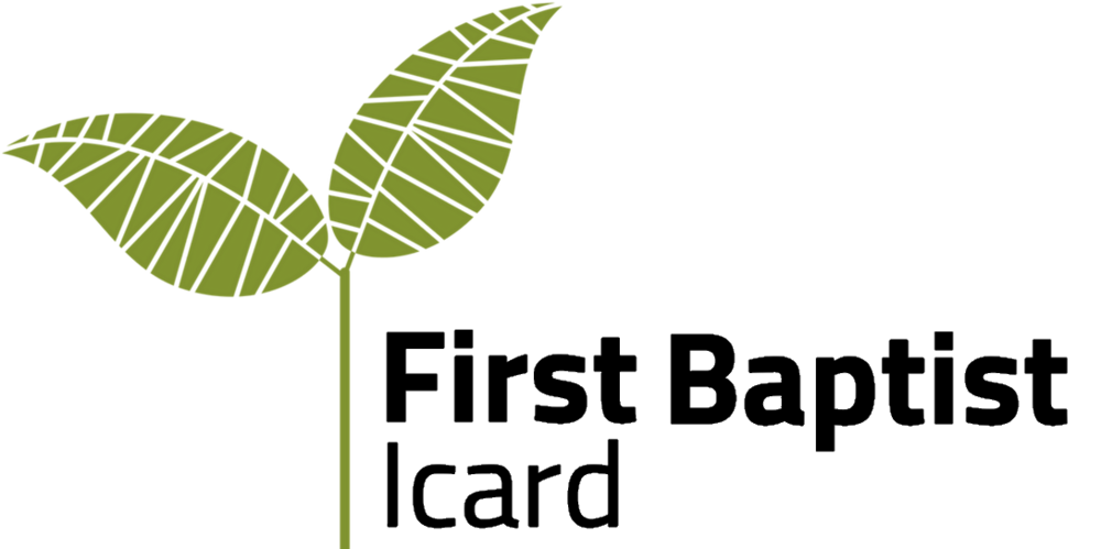 logo for First Baptist Church of Icard
